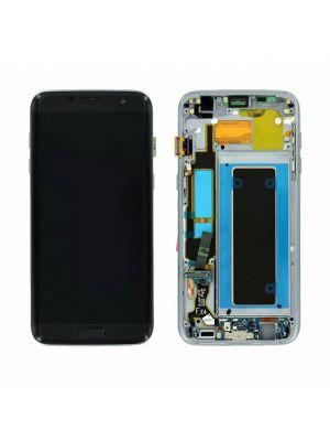 LCD DISPLAY G935 S7 Edge BLACK