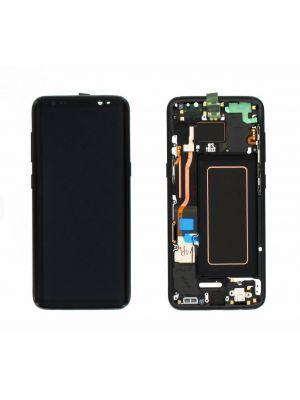 LCD DISPLAY G950 S8 BLACK
