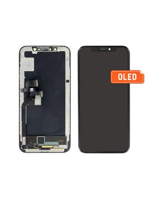 LCD DISPLAY IPHONE X OLED BLACK